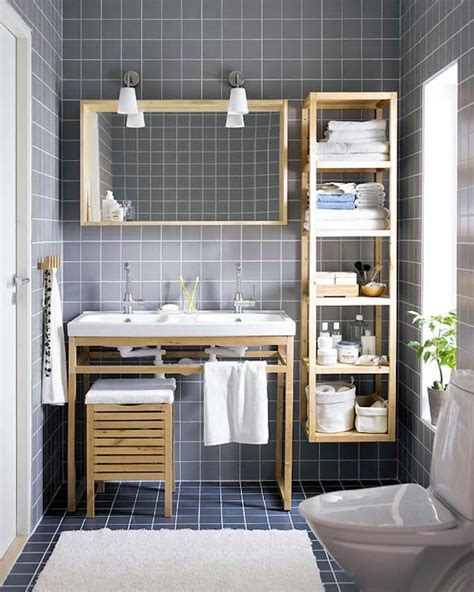 Modern Bathroom Shelving Ideas by 15 Exquisite Bathrooms That Make Use Of Open Storage