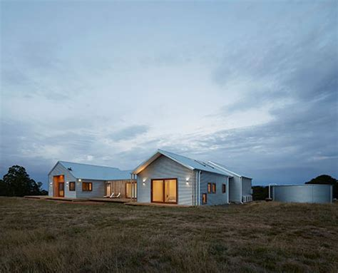 trentham modern farmhouse  local materials  fit