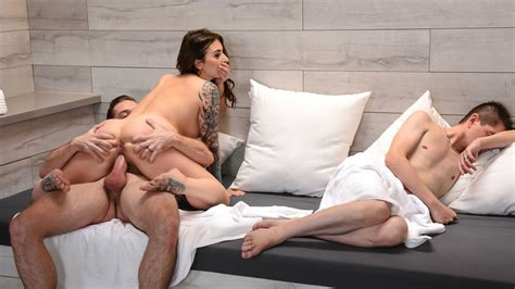 secret sauna sex kyle mason and ivy lebelle brazzers