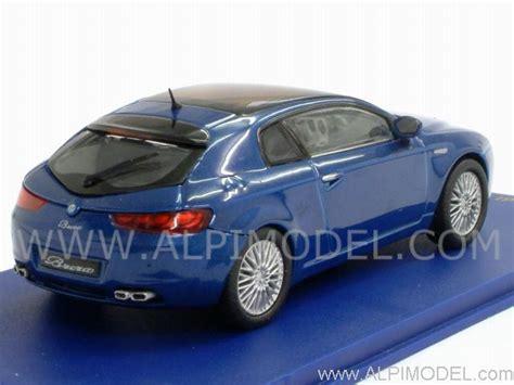 M4 7002 Alfa Romeo Brera 2005 (blue Metallic) 1/43