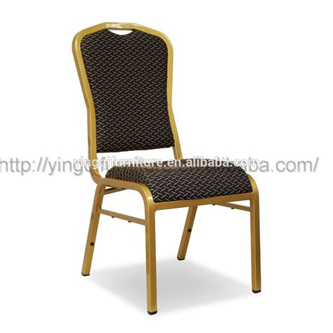 wholesale metal stacking banquet chair for wedding buy
