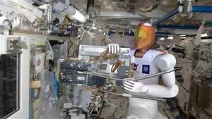 Robonaut 2 on the Space Station | NASA Space Science HD ...