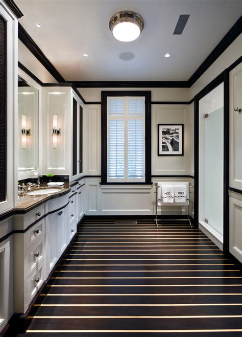 Bathroom Molding Ideas by Bathroom Molding Ideas Bathroom Traditional With Boat
