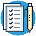 Icon Plan Order Task Icons Checklist Flaticon