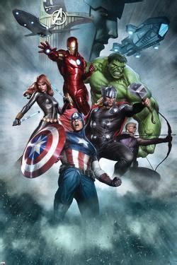Affordable Avengers Comic Posters For Sale Allposters