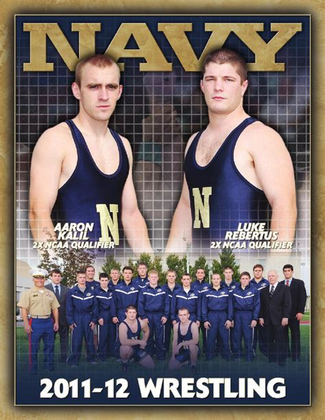 Greg Elinsky by 2011 12 Guide By Naval Academy Athletic