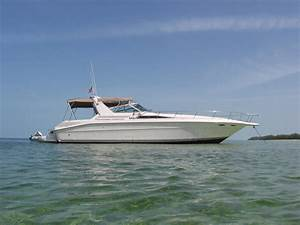 40 Foot Searay Express Cruiser For Sale