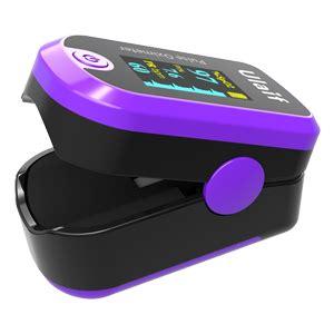 Amazon.com: Pulse Oximeter Fingertip, Dual Color OLED