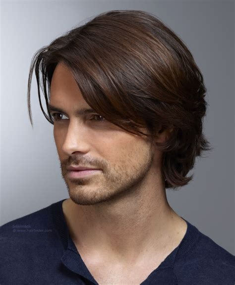 Mens Hairstyles For Faces by S Hairstyles Suitable For Shape 2016 2017