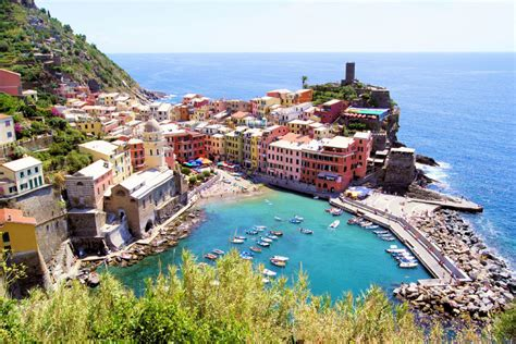 Italys Gorgeous Cinque Terre Recovers After Flash Floods