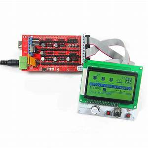Smart Controller With Led Turn On Control 12864 Version