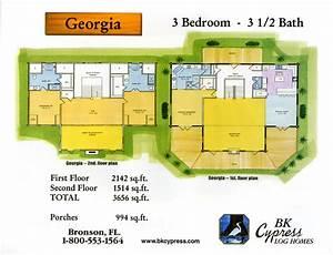 Log home floor plans georgia for Log home floor plans georgia