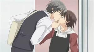 1000+ images about Junjou Romantica (Usagi x Takahashi) on ...