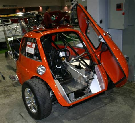 power cars bmw isetta whatta drag dragster