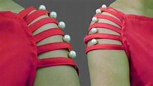 Pearl Sleeves Designs for Kurti | Baju Designs | Cutting ...