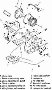 repair guides heating and air conditioning blower With suzuki sidekick tracker air conditioning cooling fan motor wiring diagram