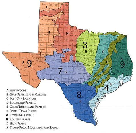 Garden Zones Map Texas  Garden Ftempo