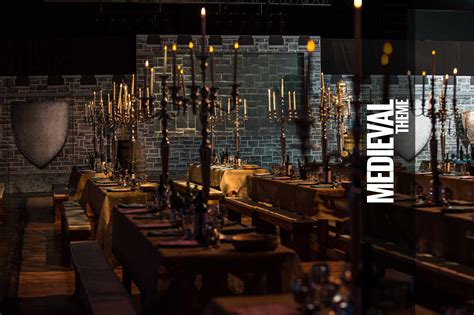 Medieval Themed Events & Parties
