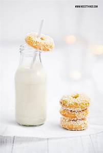 Donuts Rezept Für Donutmaker : mini donuts rezept aus dem donutmaker nicest things ~ Watch28wear.com Haus und Dekorationen