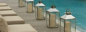 Grande Lanterne Exterieur : decoration exterieur bougie ~ Teatrodelosmanantiales.com Idées de Décoration