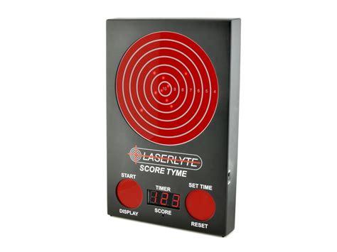 Laserlyte Score Tyme Laser Trainer Target