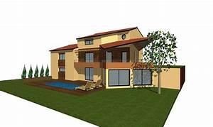 Creation Maison 3d : dessiner son plan de maison en ligne nous recherchons ~ Premium-room.com Idées de Décoration
