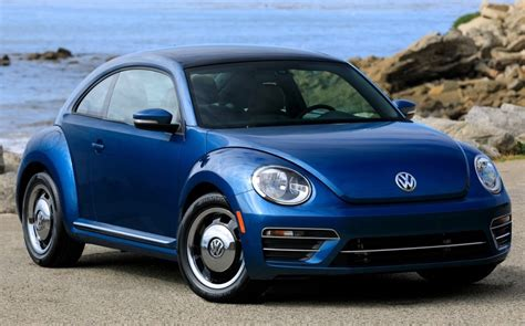 2018 Volkswagen Beetle (usspec) Priced From $20,220