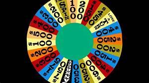 Wheel Of Fortune - 1975 Theme  1979 Wheel
