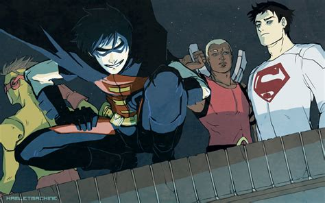 Young Justice Photo (29984688)
