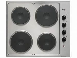 Plaque De Cuisson 2 Feux Electrique : table de cuisson lectrique 4 foyers far te42x 13 far ~ Dailycaller-alerts.com Idées de Décoration
