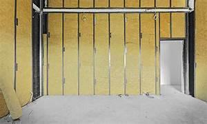 Isoler Une Porte Du Bruit : poser une porte dans une cloison en placo ~ Dailycaller-alerts.com Idées de Décoration