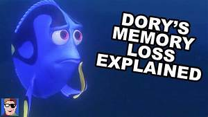Dory's Memory Loss Explained | Doovi