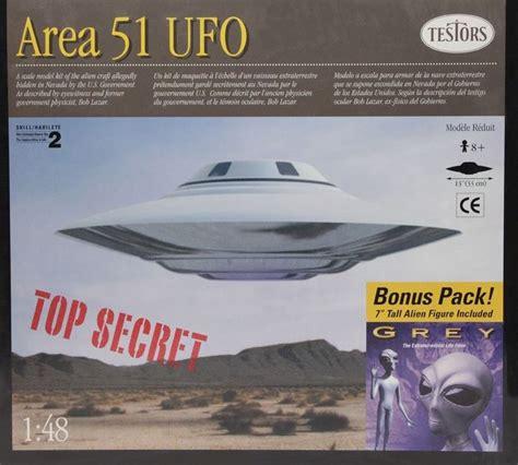 Area S4 UFO Model