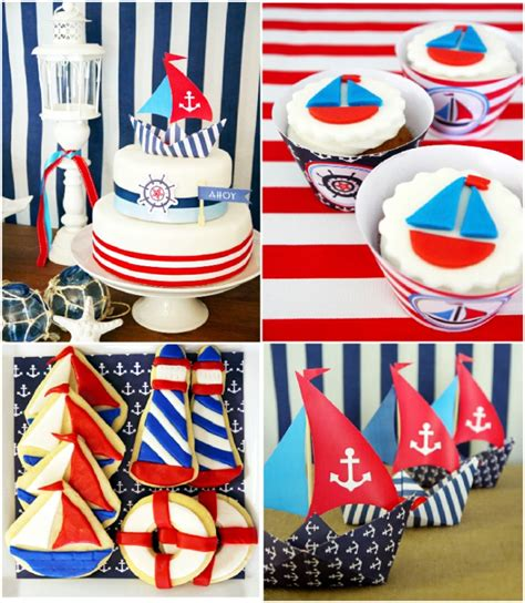 Nautical Baby Shower Theme Ideas Jareceqyk