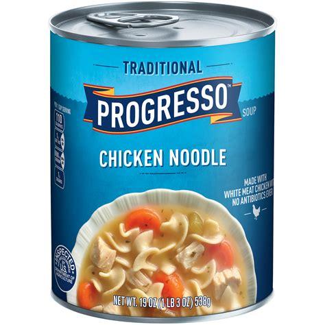 progresso light chicken noodle soup progresso traditional soup chicken noodle 19 oz 1 lb 3