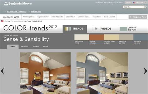 benjamin color visualizer 2015 home design ideas