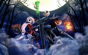 Jack Skellington Pumpkin King Wallpaper - Desktop