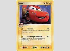 Pokémon cars 127SM vitesse Ma carte Pokémon