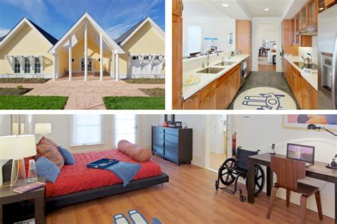 innovative housing puts universal design  work
