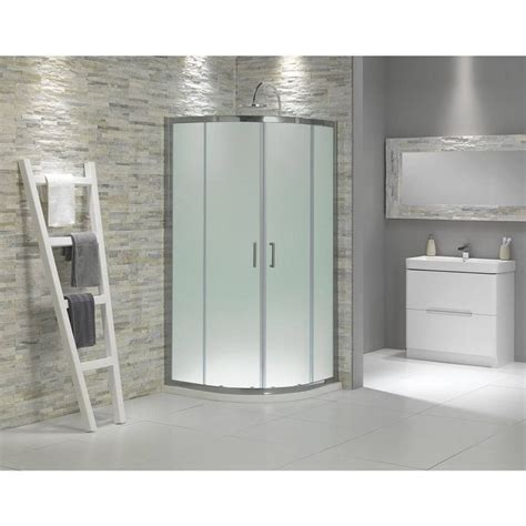 Plumb Bathroom Cabinets by Frosted Glass Quadrant Shower Enclosure 900 Now 163 179