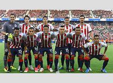 Súper Copa Tecate 2017 Alineaciones de Chivas y Porto en
