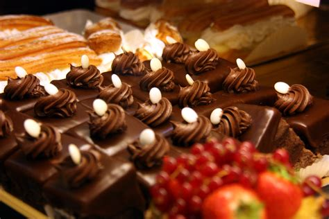 dessert cuisine file amandine cake jpg