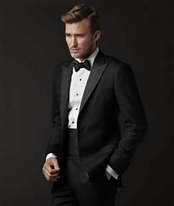 How Men Should Dress For A Black Tie Dress Code