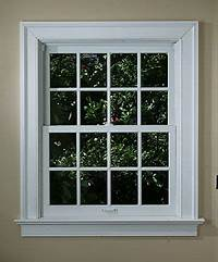 interior window trim ideas examples of window trim | Trimming a window correctly is ...