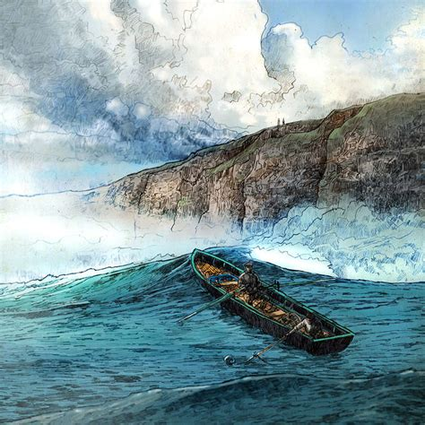 Work On Fishing Boat Ireland by Traditional Boats Of Ireland On The Wild Atlantic Way A