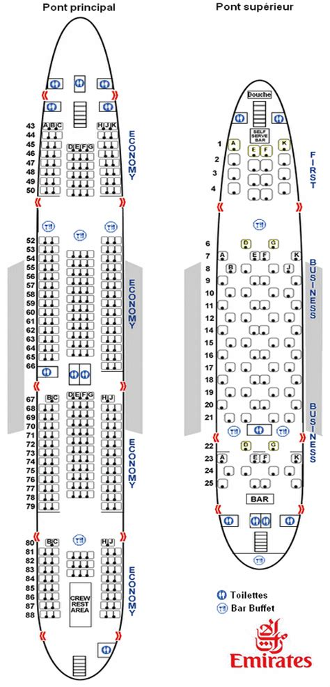 siege a380 emirates magazine du tourisme informations plans des airbus a380