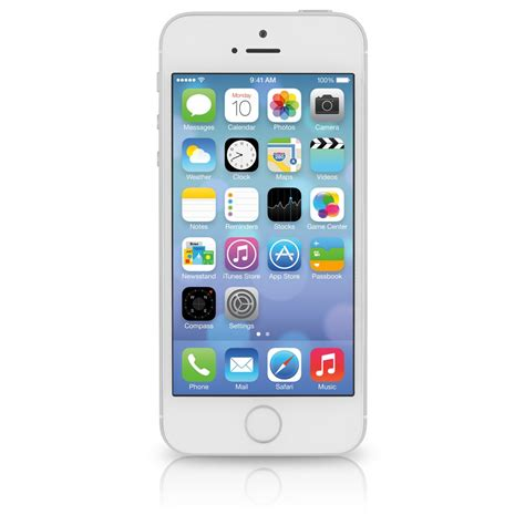 refurbished iphone 5s att apple iphone 5s a1533 at t 16gb white silver