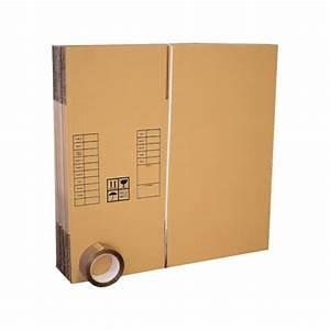 Carton De Déménagement Gratuit : carrefour location kits de d m nagement cartons ~ Premium-room.com Idées de Décoration