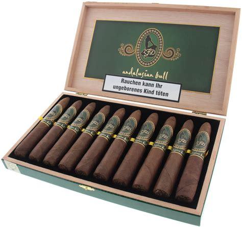 andalusian bull dominicana flor edicion limitada cigarworld zigarren kaufen