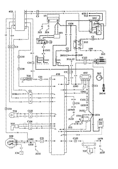 Volvo Wiring Diagrams Ignition Carknowledge